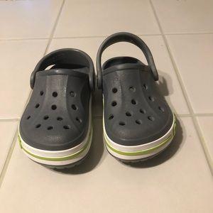 Toddler boys Crocs